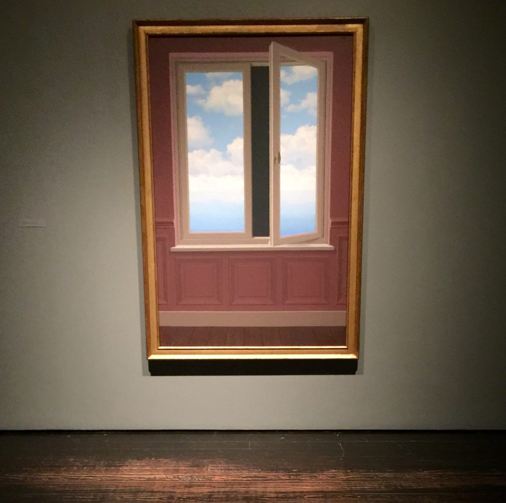The Menil Collection, Magritte
