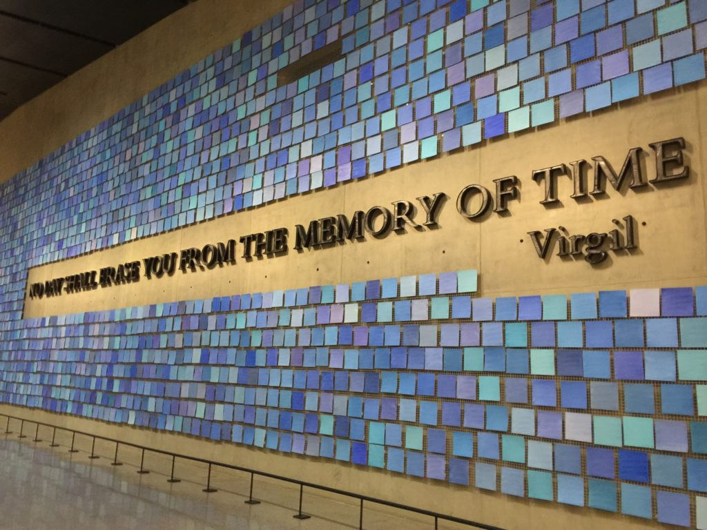 National September 11 Memorial Museum