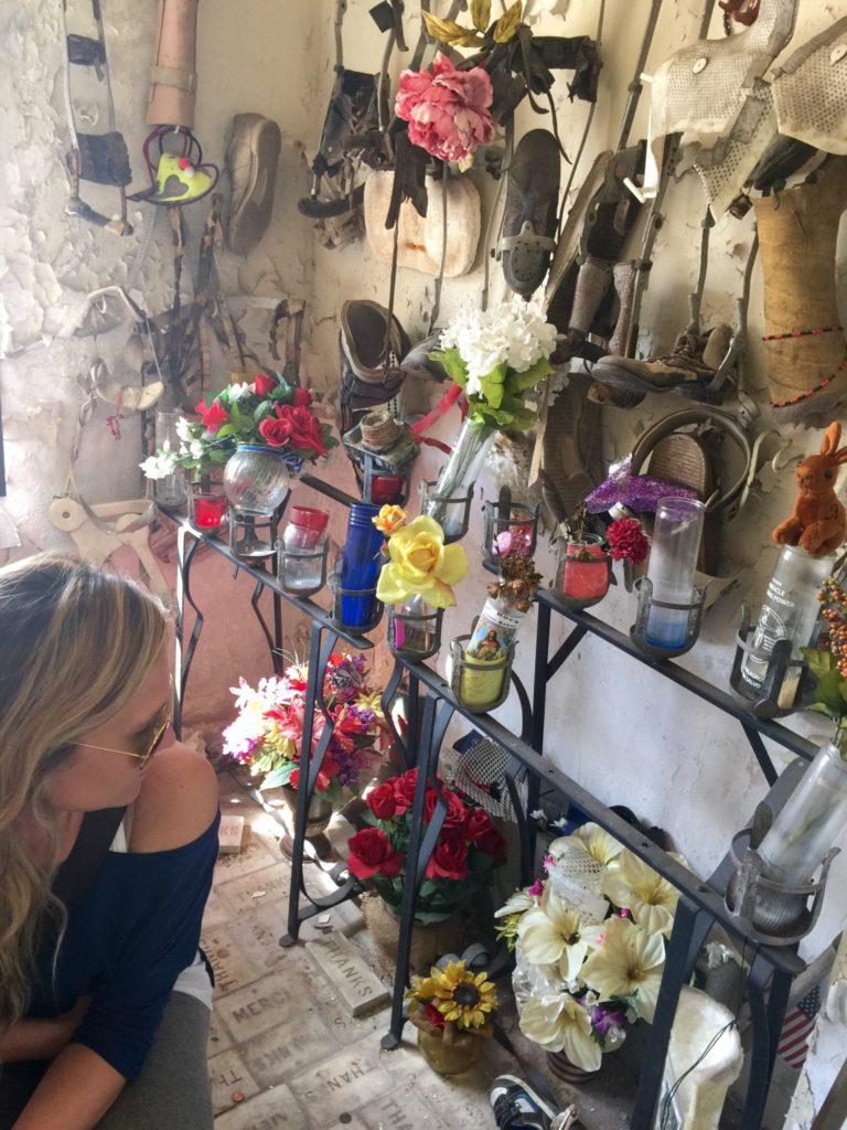 Voodoo e riti magici, nel cimitero di Saint Rock, New Orleans