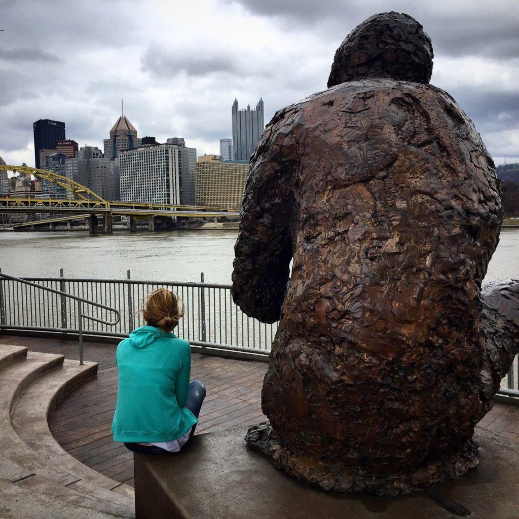 Pittsburgh, ponti, arte e grattacieli