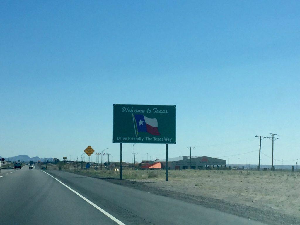 Benvenuti in Texas