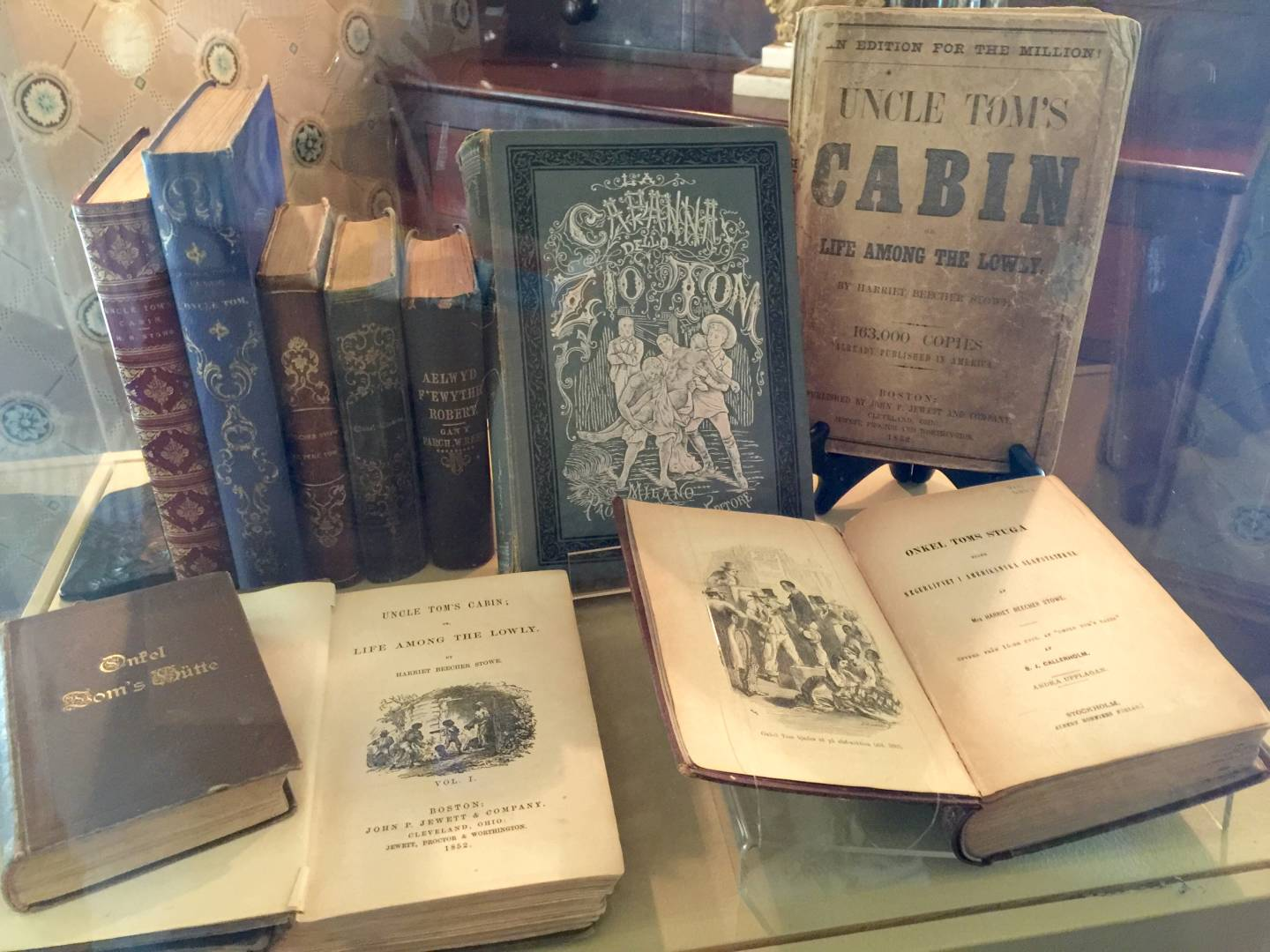 Uncle Tom's Cabin's first editions