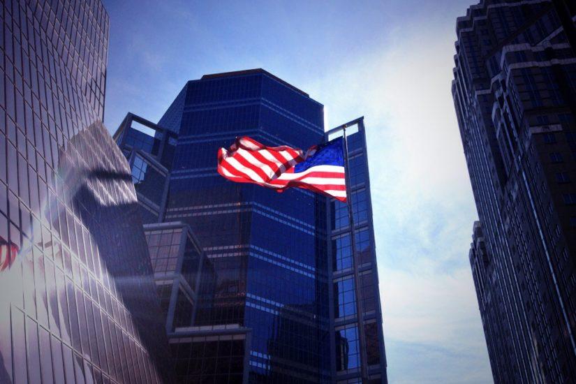 Gli Stati Uniti d'America ed il loro simbolo per eccellenza, The Stars and Stripes Flag