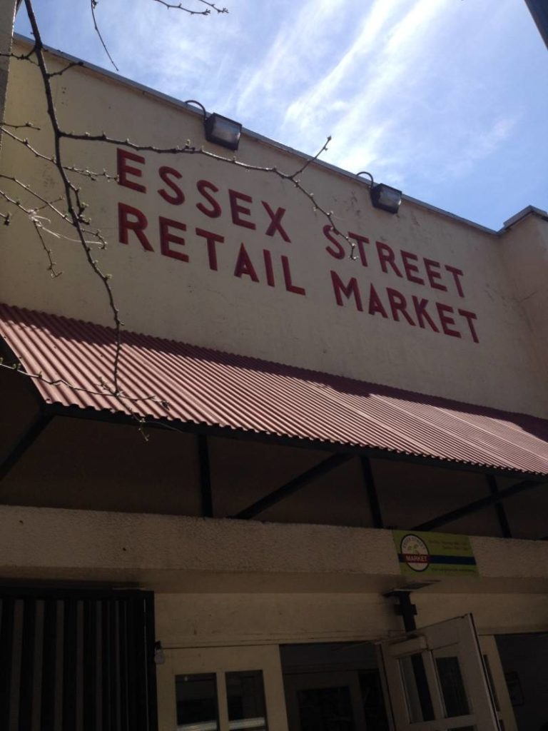 Itinerari New York: Essex Street Market, l'ingresso