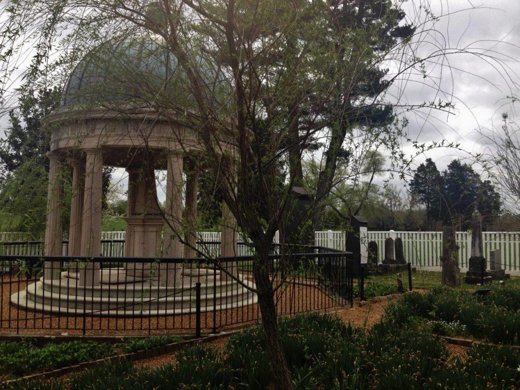 La tomba del Presidente Jackson