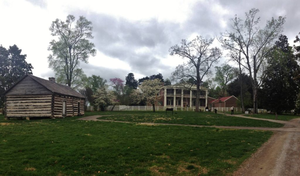 Scoprire Nashville: veduta su The Hermitage