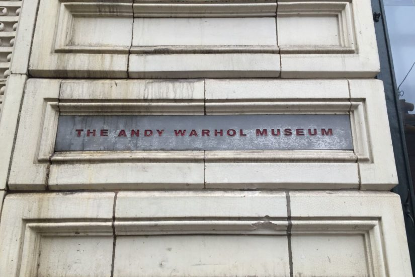 The Andy Wharol Museum