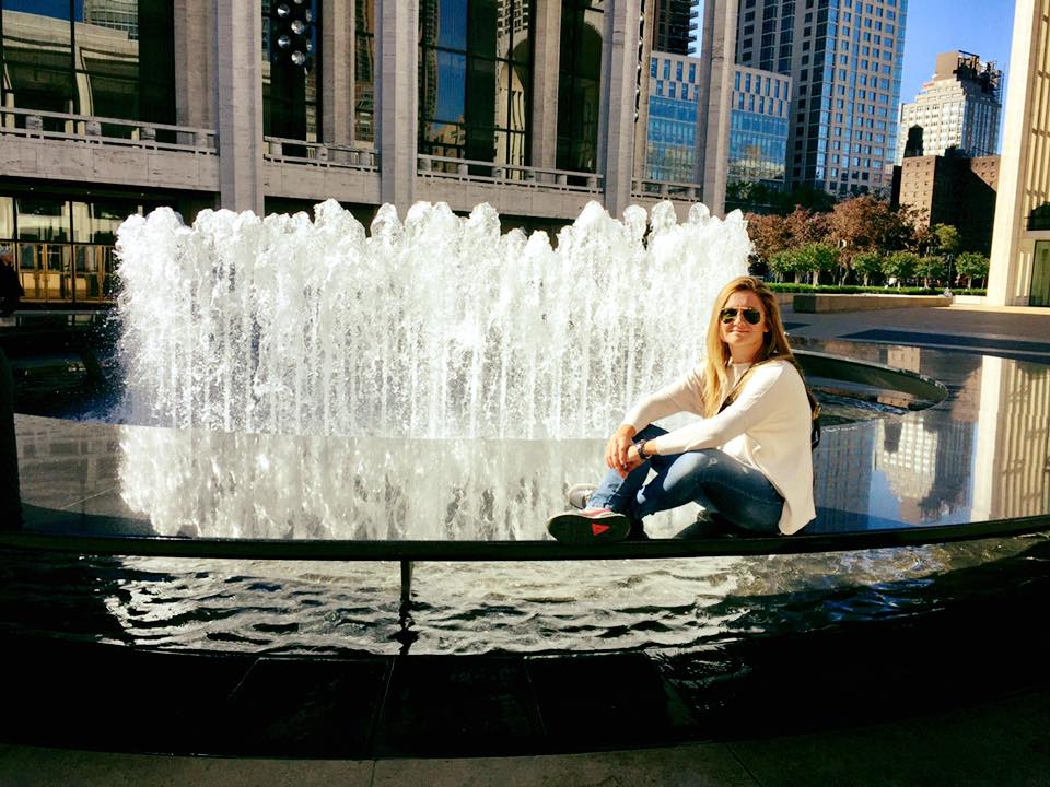 New York a piedi: la Revson Fountain