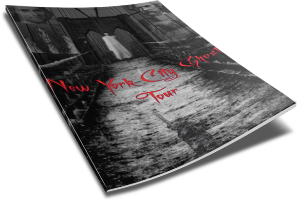 Copertina ebook New York City Ghost Tour