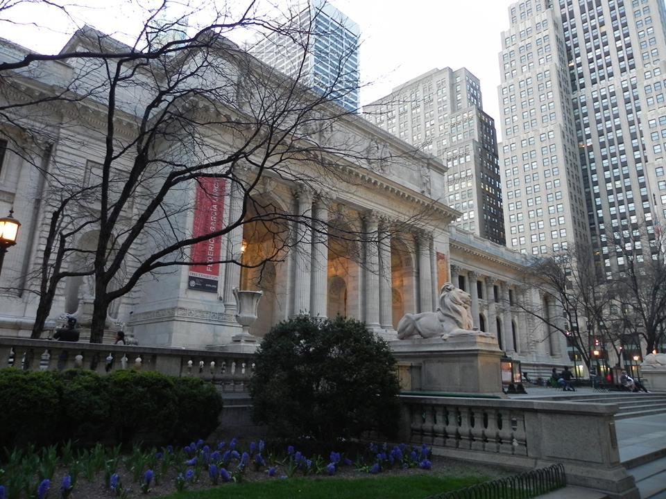 """Musei a New york: New York Public Library, una biblioteca che """"sa"""" di museo"""