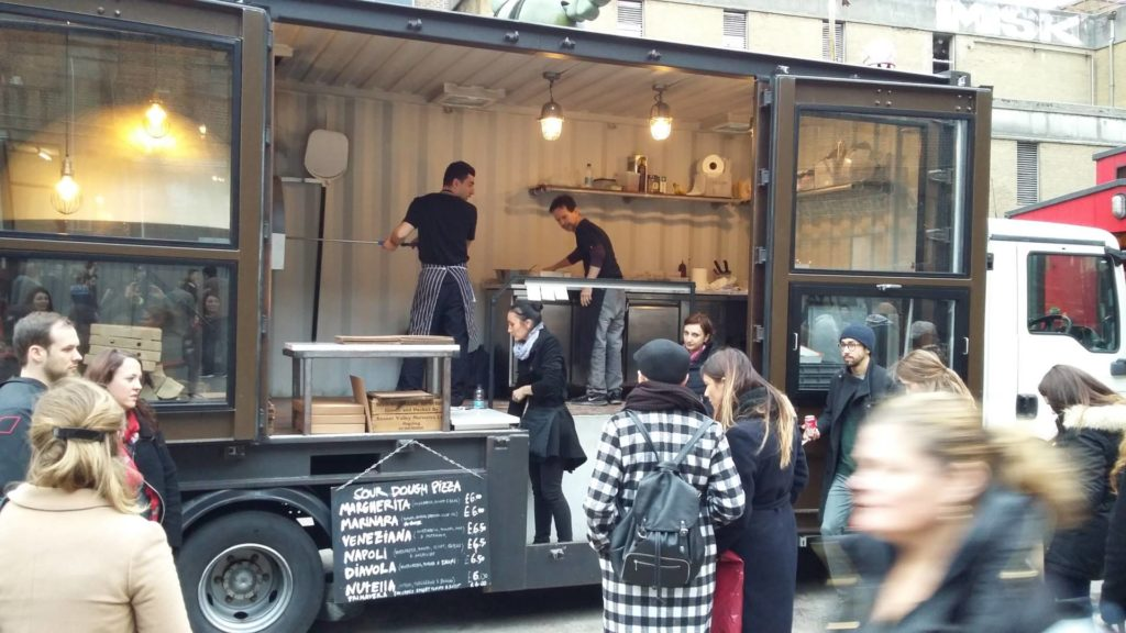Mangiare a Londra: Street Food a Brick Lane