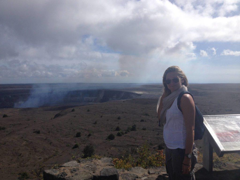 Sulla Caldera del Kailauea